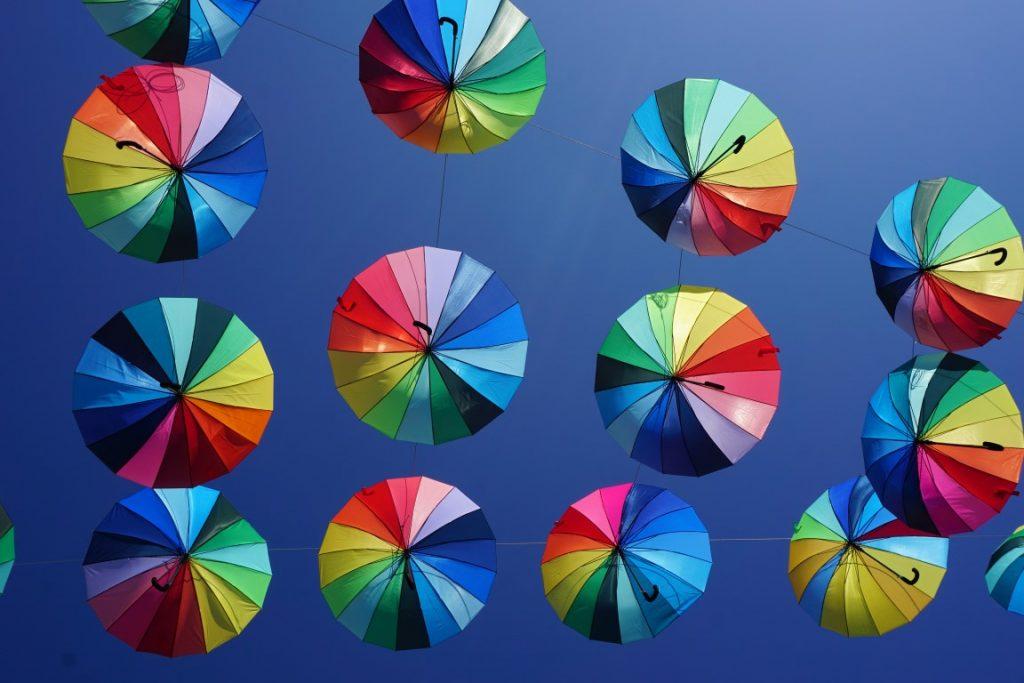 Workshop flow alle kleuren van de regenboog
